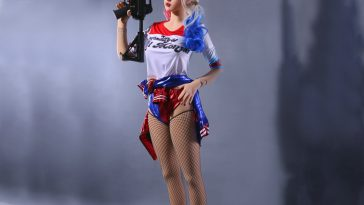 Harley Quinn Sex Doll Review - Margot Robbie Sex Doll