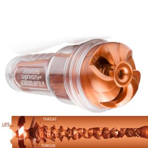 Best Blowjob Fleshlight - Fleshlight Turbo Thrust Copper