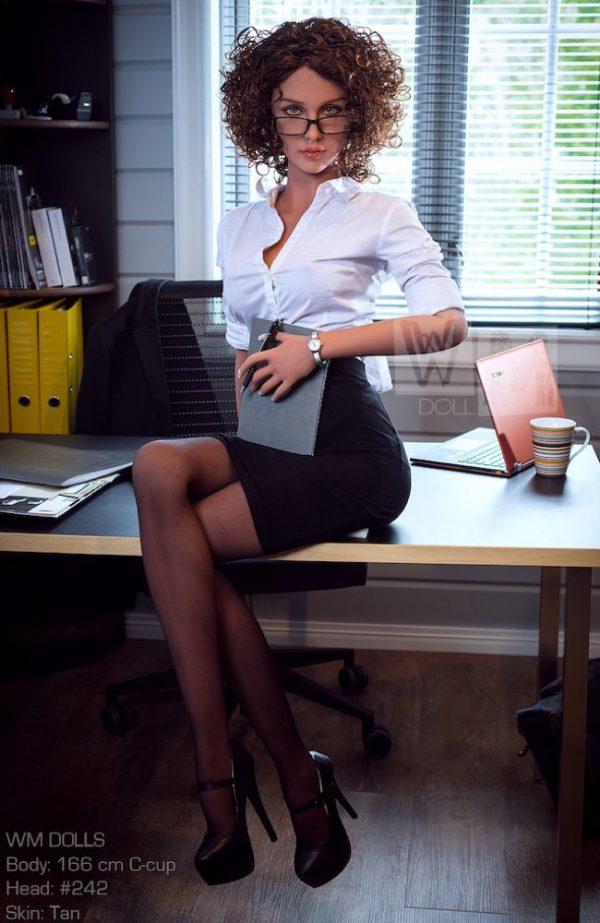 Anne: Secretary Sex Doll - WM Doll - Buy Cheap Sex Dolls