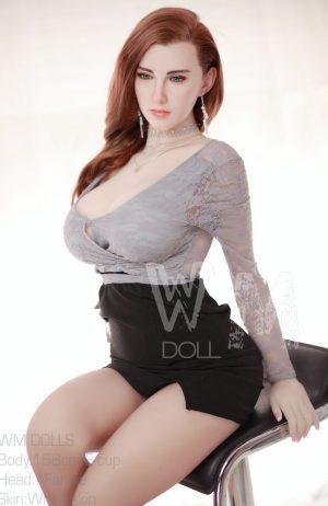 Anna: Realistic Silicone Sex Doll - WM Doll - Buy Cheap Sex Dolls