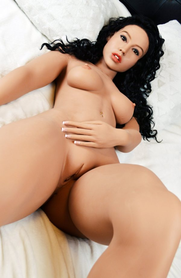 April: Brunette Sex Doll - WM Doll - Buy Cheap Sex Dolls