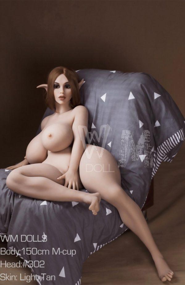 Elanor: Elf Fantasy Sex Doll - WM Doll - Buy Cheap Sex Dolls