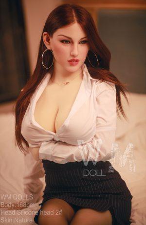 Katya: Lifelike Silicone Head Sex Doll - WM Doll - Buy Cheap Sex Dolls