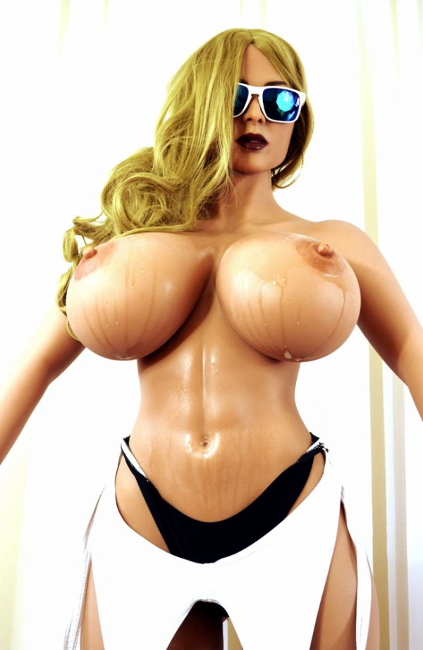 Nastia: Blonde Huge Tits Sex Doll - WM Doll - Buy Cheap Sex Dolls