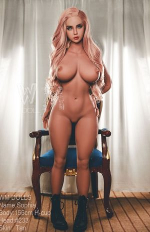 Nicole: Pink Hair Sex Doll - WM Doll - Buy Cheap Sex Dolls