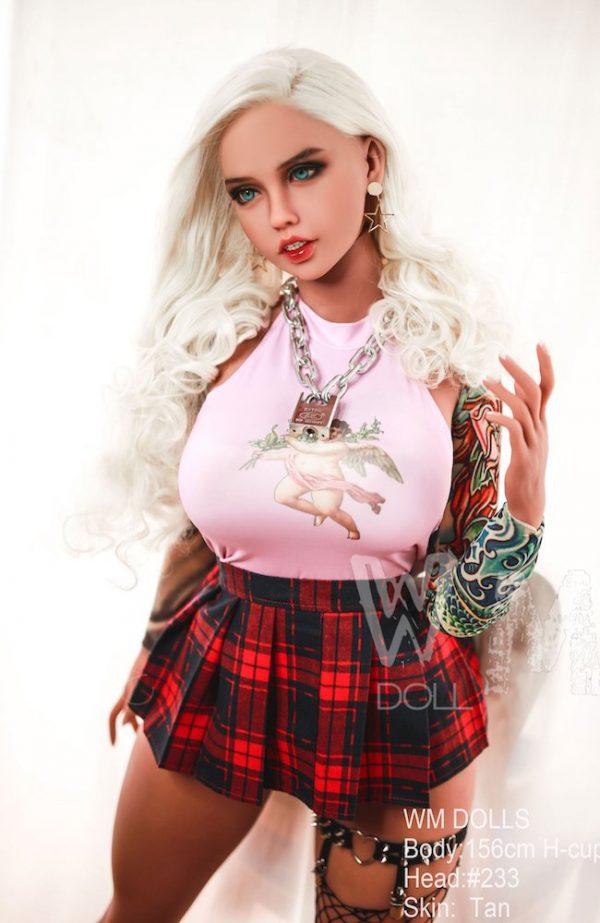 Storm: Bubble Butt Sex Doll - WM Doll - Buy Cheap Sex Dolls