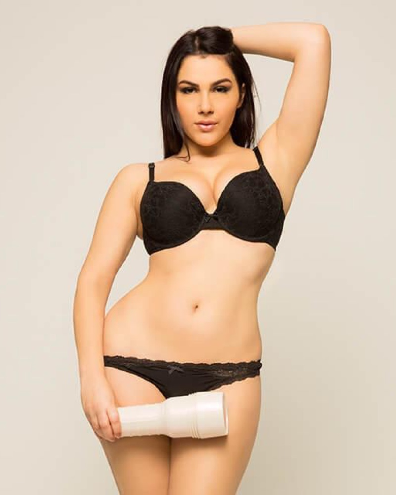 Valentina Nappi Fleshlight - Fleshlight Girls