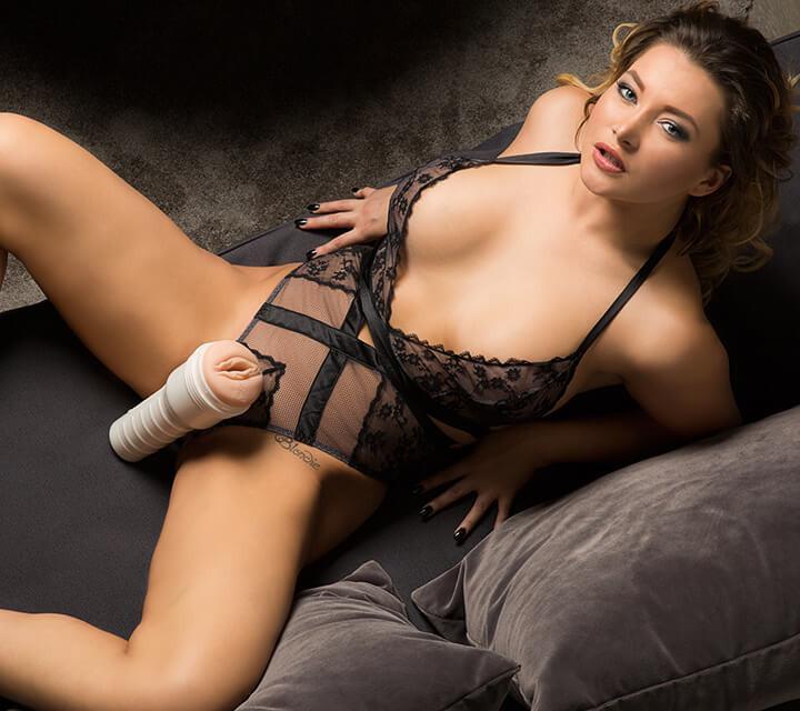 Anna Polina Fleshlight - Dorcel Fleshlight Sleeve - Dorcel Fleshlight Texture