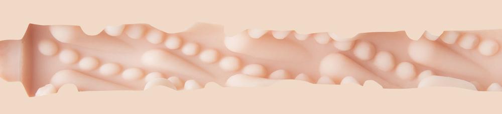 Caliente Fleshlight Texture - Caliente Fleshlight Sleeve