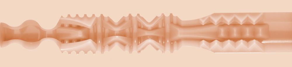 Candy Fleshlight Texture - Candy Fleshlight Sleeve