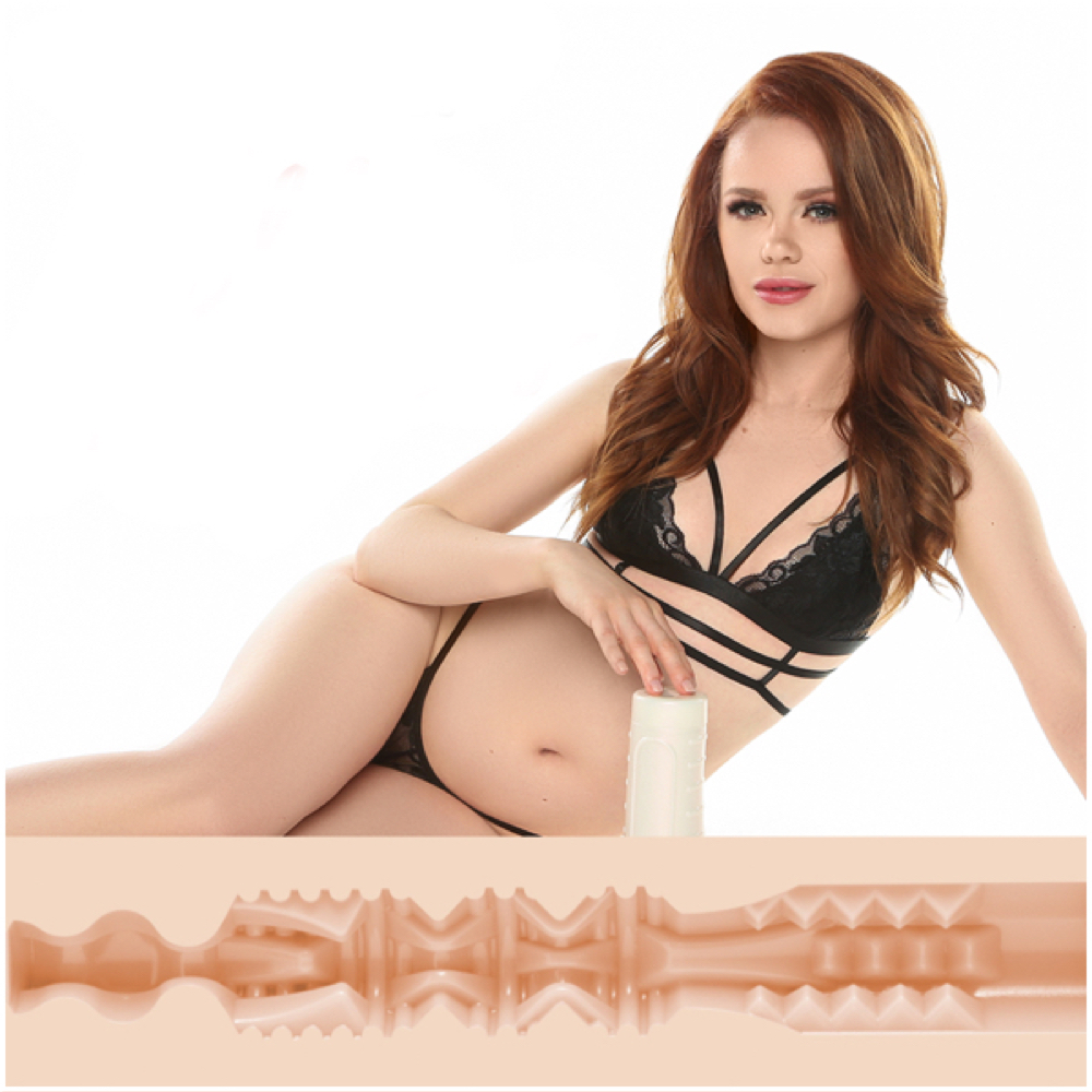 Ella Hughes Fleshlight - Candy Fleshlight Sleeve - Candy Fleshlight Texture