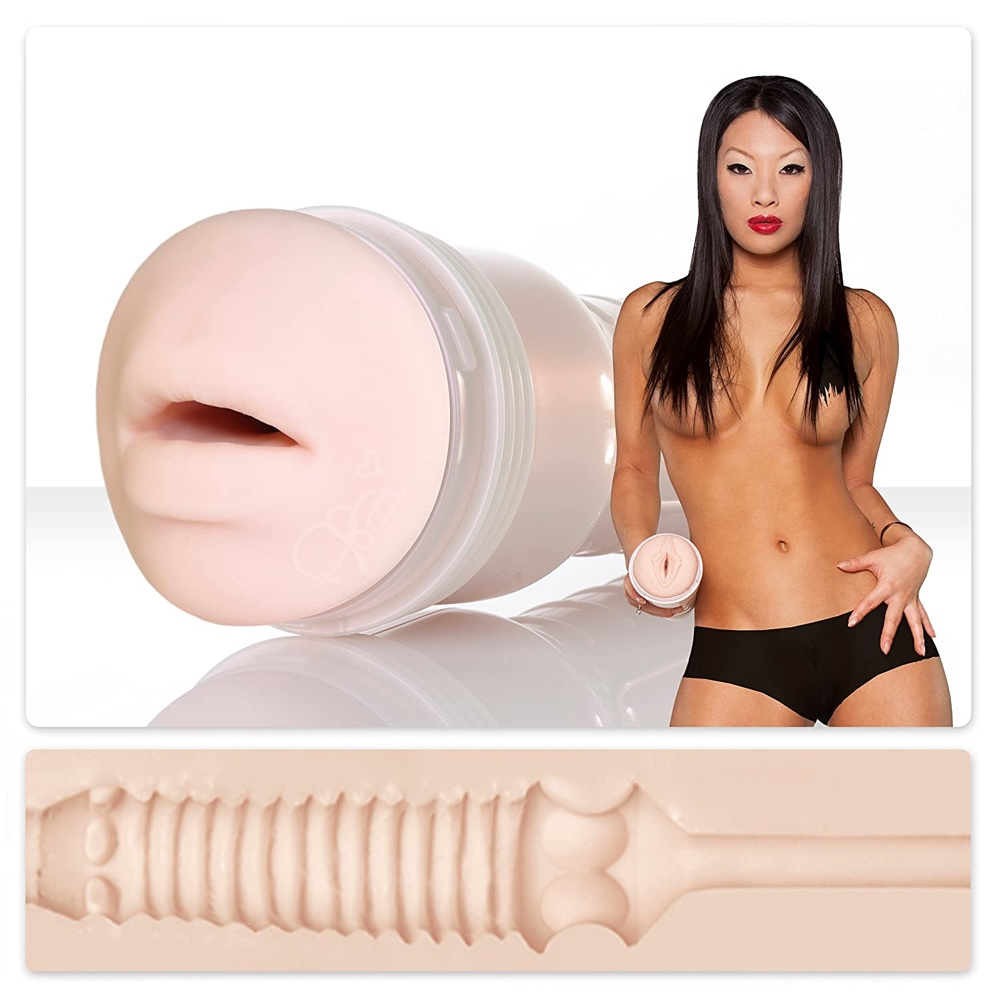 Asa Akira Fleshlight - Swallow Fleshlight Sleeve - Swallow Fleshlight Texture