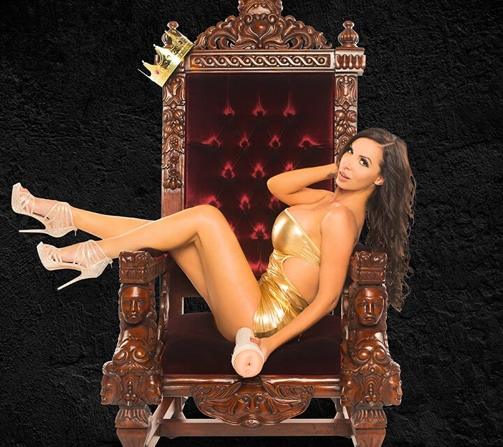 Nikki Benz Fleshlight - MVP Fleshlight Texture - Reign Fleshlight Sleeve