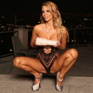 Jessica Drake Fleshlight Review - Heavenly Fleshlight Sleeve - Divinity Fleshlight Texture