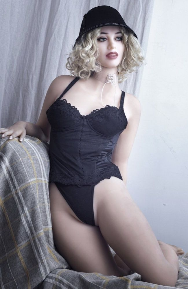 Buy Cheap Sex Dolls - Buy Realistic Sex Dolls - Paloma: Blonde MILF Sex Doll