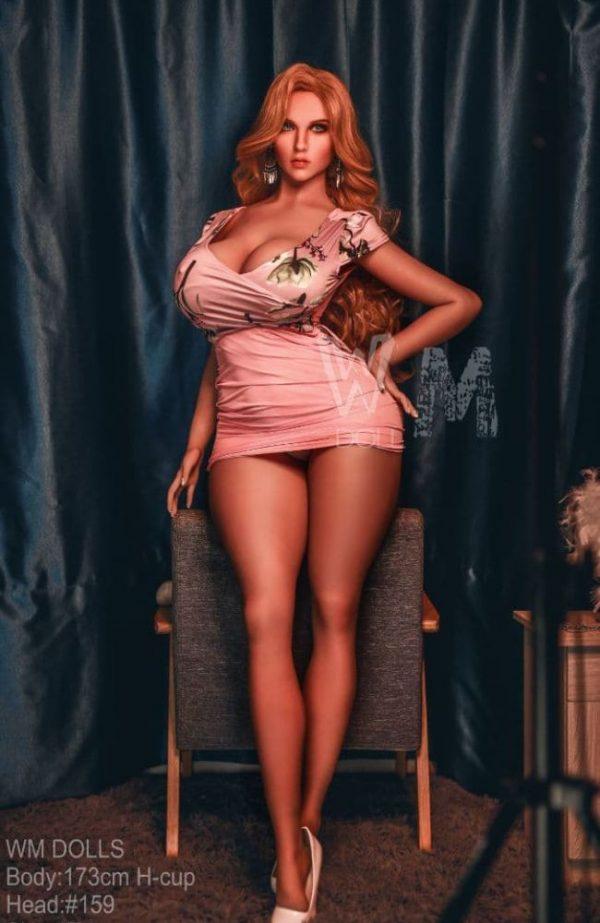 Aleah: Tall Curvy Sex Doll - Buy Cheap Sex Dolls - Buy Realistic Sex Dolls