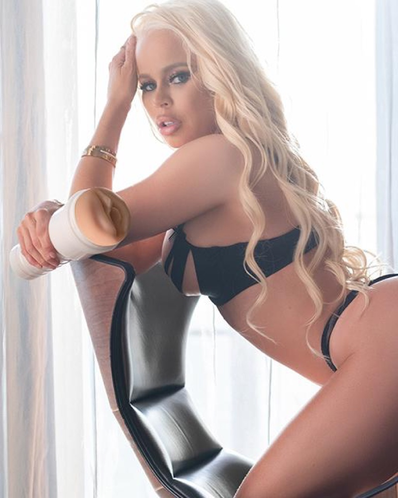Nikki Delano Fleshlight - Fleshlight Girls - Fuego Fleshlight Sleeve - Fantastica Fleshlight Texture