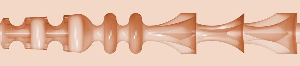 Alina Lopez Fleshlight Review - Lady Vagina Rose Fleshlight Sleeve - Rose Fleshlight Texture