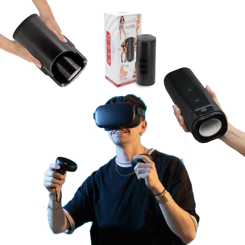 Best Virtual Reality Sex Toys - Male Interactive Virtual Reality Sex Toys