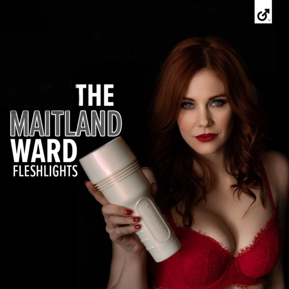 What Does It Feel Like To Be With Maitland Ward - Buy Maitland Ward Fleshlight Cheap