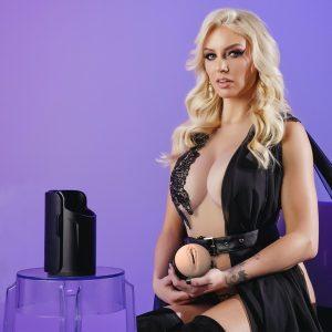 Kenzie Taylor Kiiroo Stroker Review - Feel Kenzie - FeelStars Male Sex Toy