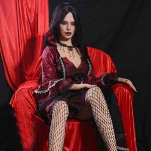 Realistic Sex Vampire Sex Doll - Dracula Sex Doll - Horror Sex Doll
