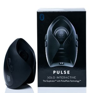 How to Have A Hands Free Orgasm - Cum Hands Free - Orgasm Machine - Kiiroo Pulse Solo